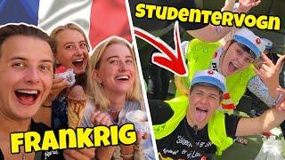 7 Dage med OS!! - Studenterkørsel, Frankrig, Mister Bil