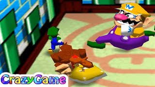Mario Party 3 - All Survival Minigames Gameplay