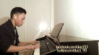 DJ Antoine - Bella Vita (piano cover, lyrics, download, HD)