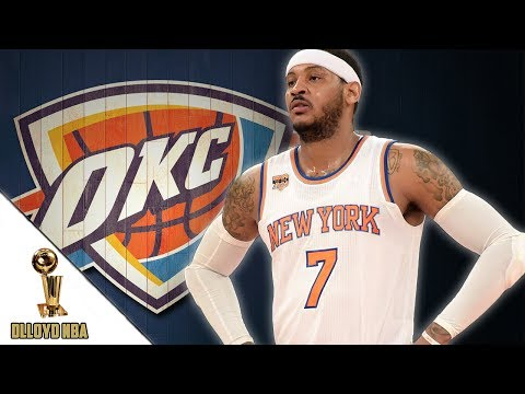 Carmelo Anthony Trade To Oklahoma City Thunder A Possibility!!! Is He A Good Fit With OKC Thunder?