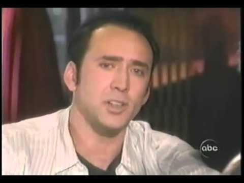 Nicolas Cage about Lisa Marie Presley