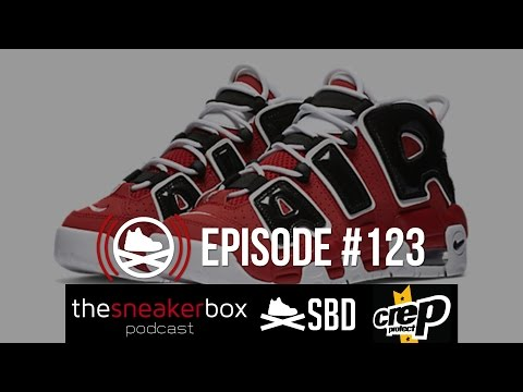 The Sneaker Box: Episode 123 - Chapter 11