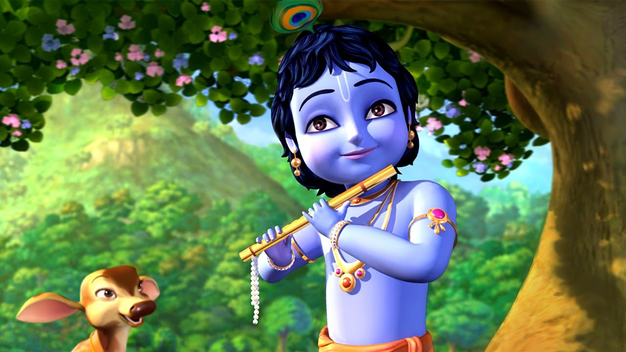 Lord Krishna Stories for Kids - Shemaroo Kids