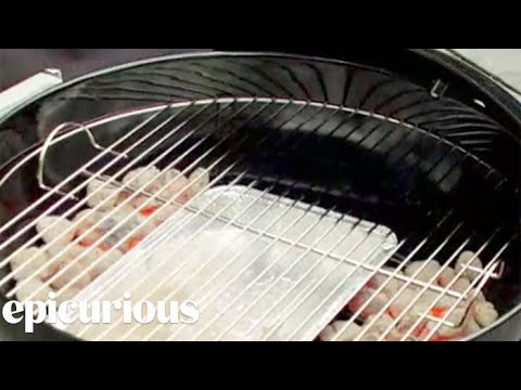 Grilling: Indirect Heat on a Charcoal Grill