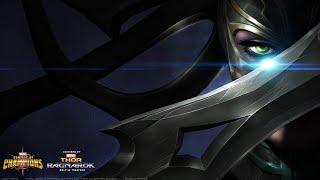 Marvel Contest of Champions Hela Spotlight