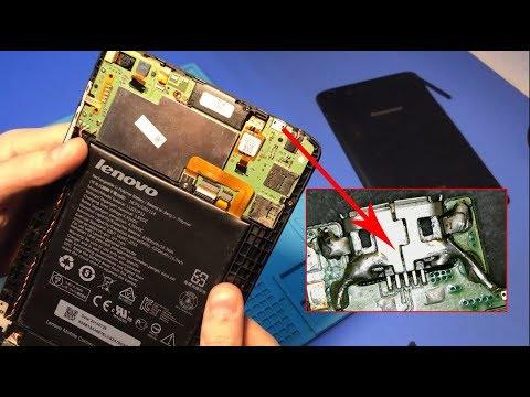 НЕ ВКЛЮЧАЕТСЯ/НЕ ЗАРЯЖАЕТСЯ планшет Lenovo A5500-h. Лайфхак от NOTEBOOK-31