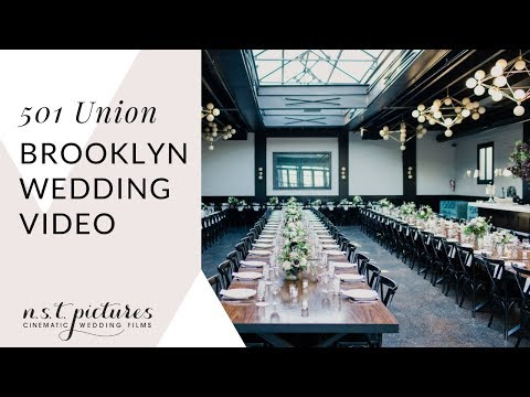 501 Union Wedding Video :: Brooklyn, NY Wedding Videographer :: NST Pictures