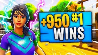 Napo 1200 WINS // SKIN CASQUETTE BIENTOT DISPONIBLE // Fortnite Gameplay Tips