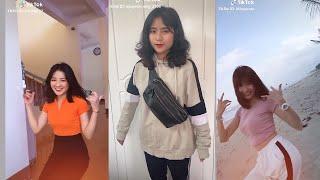 Tik Tok VN ✓ Thích Ngắm Gái Xinh Triệu Like Trên Tik Tok P4
