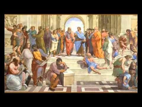 Storia dell'arte - La scuola di Atene, Raffaello Sanzio