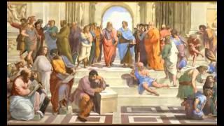 La scuola di Atene - Raffaello Sanzio