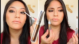 Color Tattoo Eye Chrome FIRST IMPRESSION & DEMO! (Maybelline REVIEW)