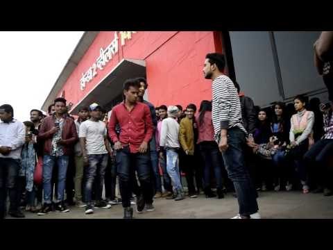 Delhi Street Dancers Vs The Nameless Crew|Delhi University Dance|Metro station Dance|ABESEC