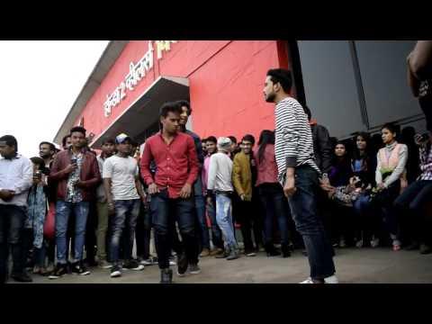 Delhi Street Dancers Vs The Nameless Crew Delhi University Dance Metro station Dance ABESEC