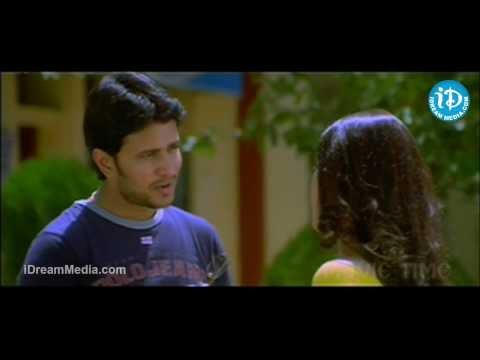 Raja, Tarun, Archana Nice Scene - Oka Oorilo Movie
