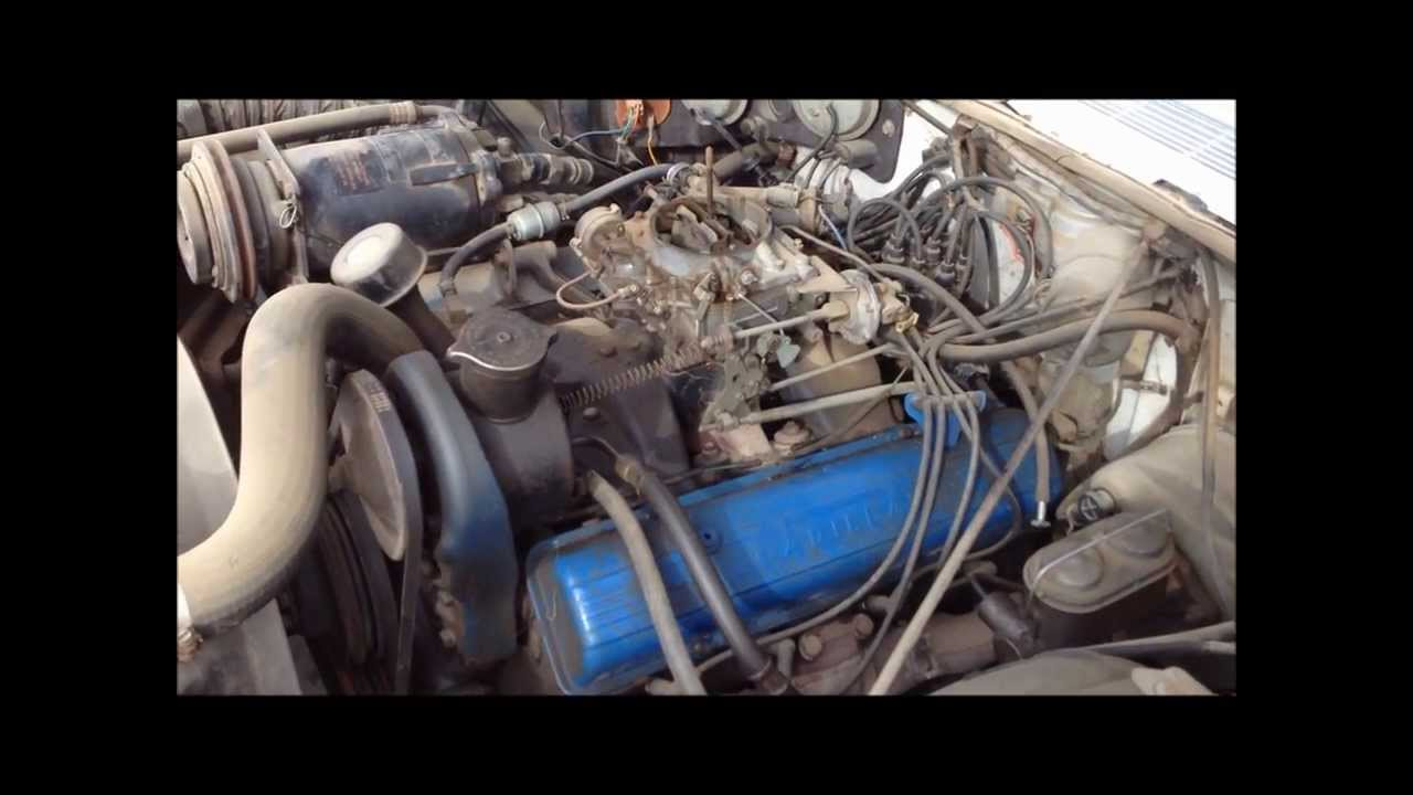 1962 Cadillac 390 motor and trans for sale - YouTube