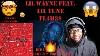 Lil Wayne Feat. Lil Tune - FL4M3$