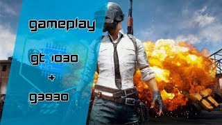 GT 1030 + G3930 - PlayerUnknown's Battlegrounds em 768p ‹ GamerPC ›