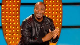 Marlon Davis: Dealing with Feline Racism | Live at the Apollo | BBC Comedy Greats