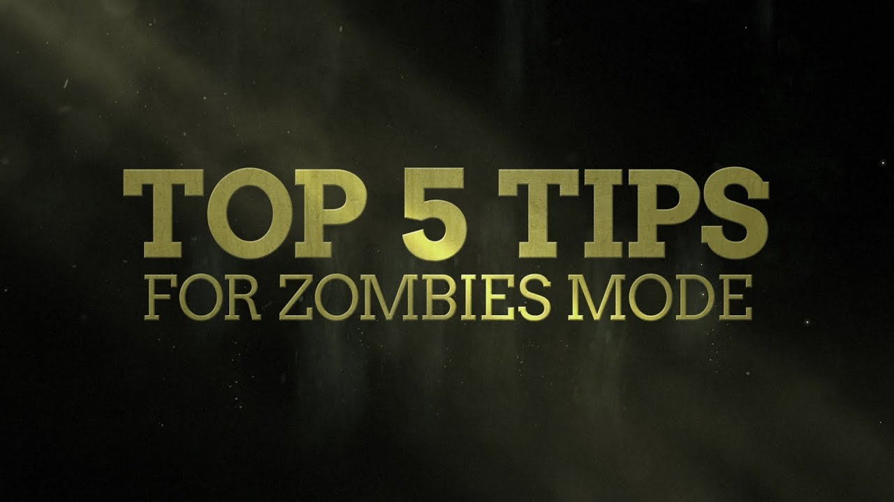Official Call of Duty®: WWII Insider – Top 5 Zombies Tips