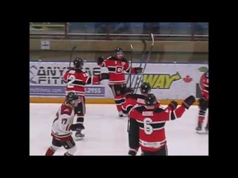BCHL ALL ROOKIE TEAM 2016-17 F Zach Risteau and G Jacob Berger