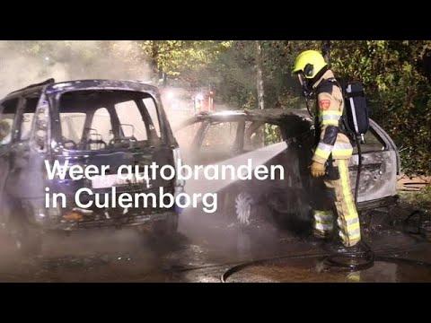 Weer autobranden in Culemborg - RTL NIEUWS