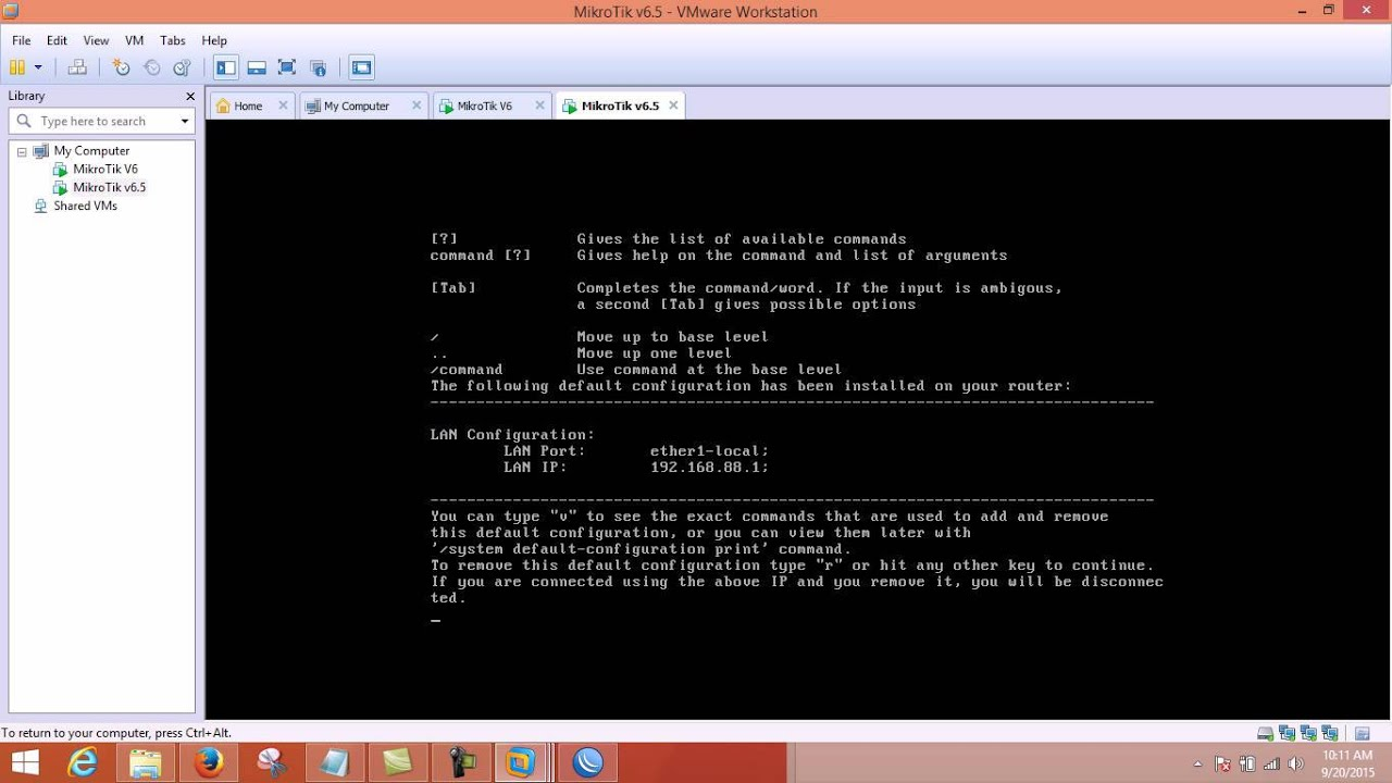 How to Get free license of Mikrotik Router V6 5
