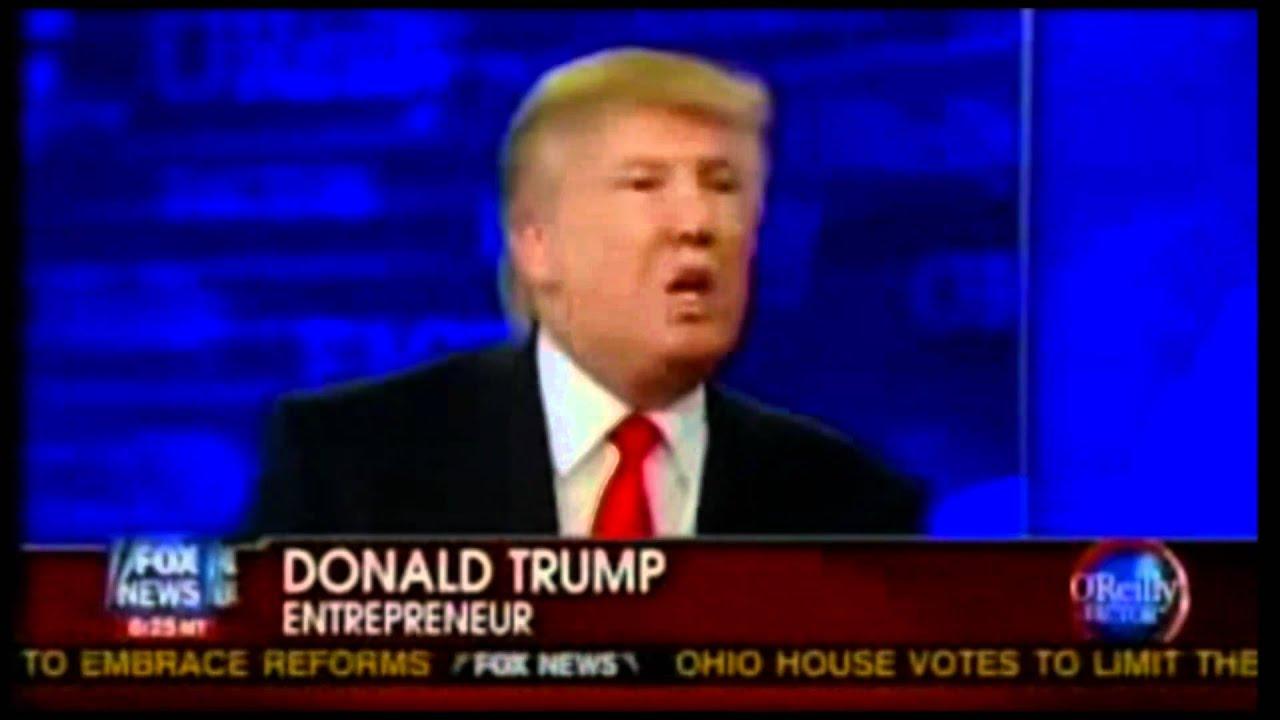 Donald Trump Wheres Obamas Birth Certificate Youtube