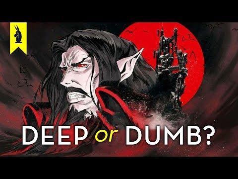 Netflix's CASTLEVANIA: Is It Deep or Dumb? – Wisecrack Edition