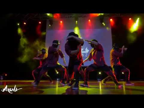 "Ellie Goulding ""High For This"" Choreography Dance By Kinjaz"