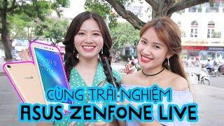 Người dùng nghĩ gì về khả năng livestream bá đạo trên Zenfone Live