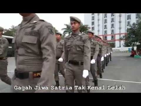 Mars SATPOL PP Kutai Timur with Text