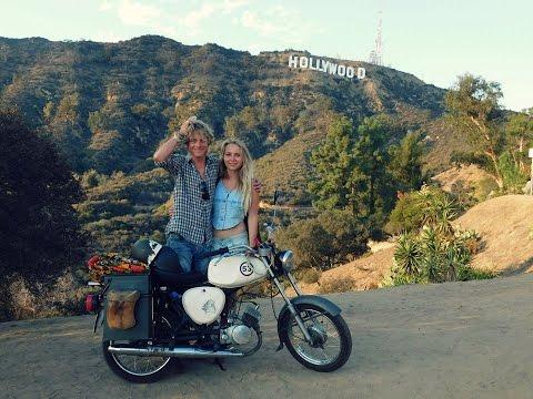 Simson Tour – Road Trip – USA – 8000km + Wedding in Las Vegas