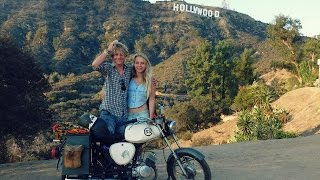 Simson Tour – Road Trip – USA – 8000km + Wedding i...