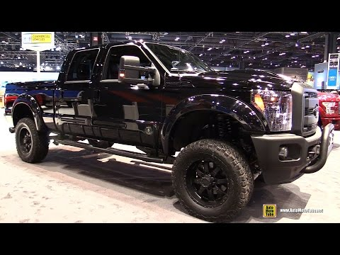 2016 ford f250 super duty black ops editon by tuscany. Black Bedroom Furniture Sets. Home Design Ideas