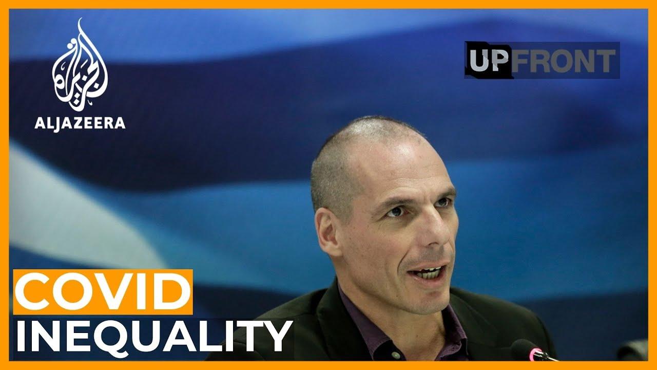 Yanis Varoufakis: Capitalism has become 'techno-feudalism' | UpFront