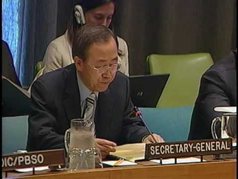 Ban: Post-conflict countries need more support