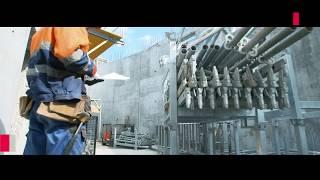 Film z budowy Nowa Stacja TimeLapse 4K