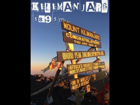 Kilimanjaro 2018 - TrekClub - 5895m
