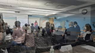 보건산업진흥원 보스턴 미국지사 개소식 (2021.8.18)