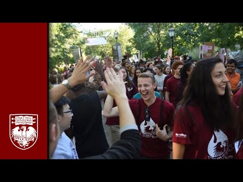 Welcoming the Class of 2019 to UChicago