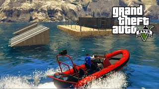 GTA 5 Online PC | SNIPERS VS BOATS 2