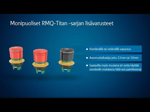 RMQ Small E-Stop. Finland