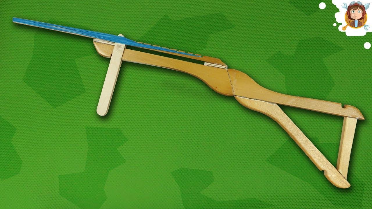 Semi Auto Rubber Band Gun German Mp40 Submachine Gun