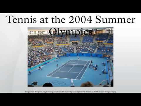 Tennis at the 2004 Summer Olympics