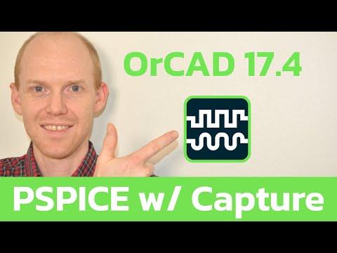 Cadence OrCad 17.4