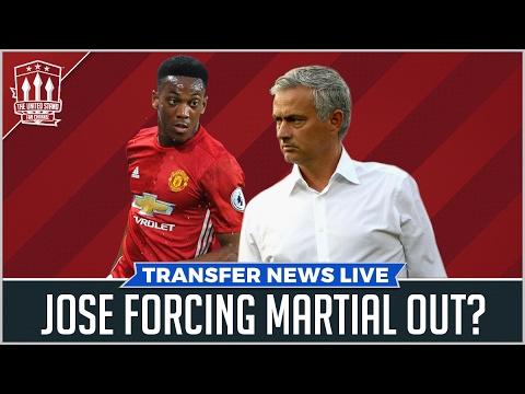 Mourinho's Anthony Martial Dilemma   Man Utd News