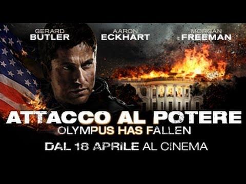 ATTACCO AL POTERE - OLYMPUS HAS FALLEN - Trailer Ufficiale Italiano