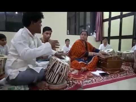 Jay jay he bhagvati sur bharati ishstavan