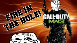 FIRE IN THE HOLE! (MW3 GAME VARIANT)